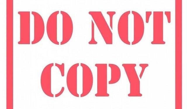 Bạn không thể sao chép nội dung này, vui lòng liên hệ với tác giả hoặc admin để được hỗ trợ